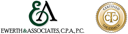 Ewerth & Associates, C.P.A., P.C. Logo